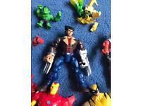 Hero masher mixed bundle