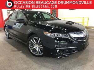 2015 Acura TLX V6 ELITE - NAVIGATION - CUIR - TOIT OUVRANT!!