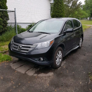 HONDA CR V  2012 EX AWD *echange pick up meme valeur*