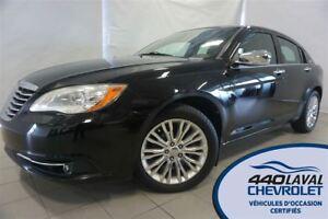 2011 Chrysler 200 LIMITED*TOIT**72437 KM**