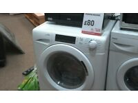 Washing machine in great condition.