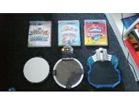 PS3 Skylanders X3 games and much more,joblot