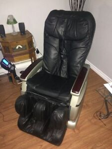 MASSAGE CHAIR *** REDUCED ***