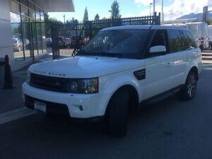 2013 Land Rover Range Rover Sport HSE  Coquitlam Location - 604-