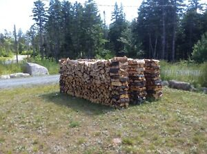 "16"" cut and split Softwood firewood for sale"