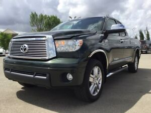 2010 Toyota Tundra DOUBLE CAB LIMITED Navigation (GPS),  Leather