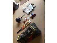 Bundle Of cricket equipment - teenager