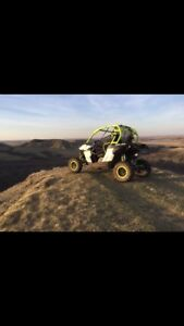 2015 Can am maverick xds