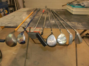 Golf Clubs - Various