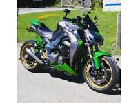 Kawasaki Z1000 2014 Special Edition