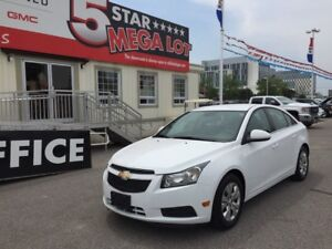 2014 Chevrolet Cruze 1LT 1.4L Turbocharged Bluetooth 6-Speaker A