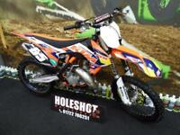 KTM SX 125 Motocross Bike Very clean example