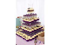 Perspex Cupcake Stand