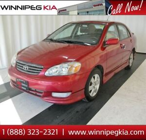 2004 Toyota Corolla CE *Always Owned In MB!*