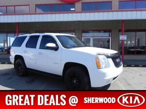 2013 GMC Yukon 4WD SLE Accident Free,  A/C,