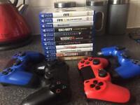 PS4 Bundle! Read Description!