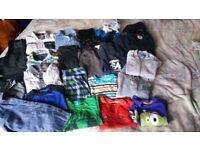Mixed bundles kids clothing