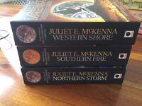 Juliet E. McKenna Books