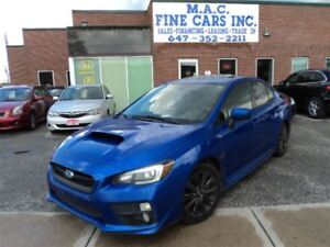 2015 Subaru WRX AWD - SUNROOF - CERTIFIED