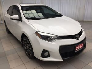 2014 Toyota Corolla S Technology Package *Loaded!*