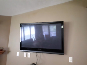 50 inch Panasonic plasma tv