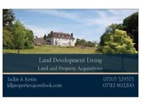 Looking For Development Land in ESSEX HERTFORDSHIRE LONDON to Build