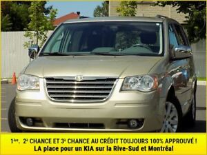 2010 Chrysler Town & Country Touring Porte Coulissante Stow'N'GO