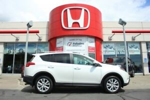 2013 Toyota RAV4 Limited - GREAT ANY TIME OF YEAR -