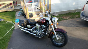 2000 Yamaha Road Star Silverado 1600 for Trade