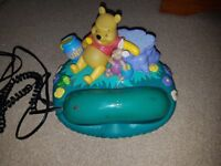 Whinnie the pooh house phone