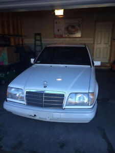 1994 Mercedes-Benz E320 Sedan for Sale