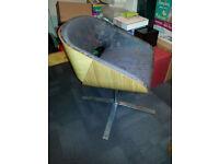 4 new orangebox office/reception chairs £80 each