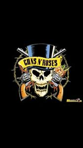 2 Guns N' Roses tickets for sale section 206 row 6