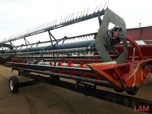 Massey Straight Cut Header