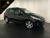 2013 63 PEUGEOT 207 ALLURE SW HDI DIESEL ESTATE SERVICE HISTORY FINANCE PX