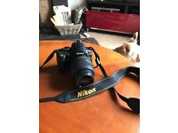 Nikon DSLR D3000