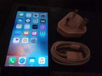 iPhone 6 - Grayish/Black colour- 64GB space- unlocked