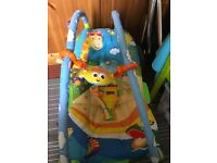 Tiny love bouncy chair
