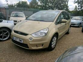 FORD S-MAX TDCI - FSH - LOW OWNERS - VERY CLEAN CAR