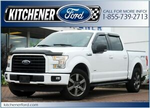 2016 Ford F-150 4WD/RMT START/TOW PKG/CAMERA/NAVI/PWR GROUP