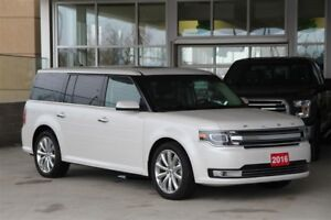 2016 Ford Flex Limited - AWD 3.5 Ecoboost, Full Load 7 Passenger