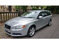 2009 VOLVO V70 S T6 3.0 AWD ESTATE PETROL TWIN TURBO LOW ROAD TAX BAND X POLICE