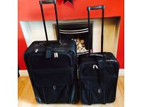 Pair of suitcases - one large / one small