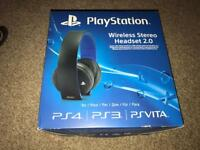Sony official PS4 headset