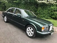 Bentley Arnage 1998 Green Label