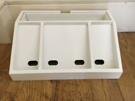 Laura Ashley iPad / iPhone / Phone Charger Stand Table