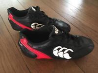 Canterbury Boys Rugby boots- U.K. Size 2 (34)