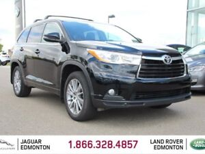2015 Toyota Highlander XLE AWD - One Owner Alberta Trade In | No