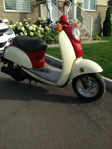 Scooter Honda Jazz chf50