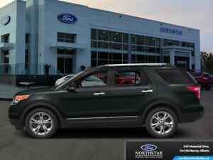 2014 Ford Explorer Limited  - Leather Seats -  Bluetooth - $220.